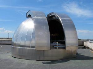 Обсерватория в Ахтюбинске